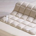 Firenze Mattress Pads - Organic Cotton