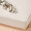 Ravenna Mattress Pads - Organic Cotton Plush