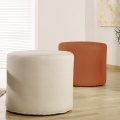Round Cushion Stools - Tall