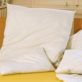 Natural Latex Flakes Pillows - Percale Covers