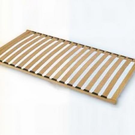 Natural Home Products Bed Slat Bases Natural Wood Amp Metal Free Shiva Flexa