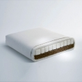 Lara - Baby Cot Mattress & Cot Bed Mattress - Cotton - 8cm