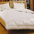All Season Luxury Duvets ~ Natural Camel Down ~ Sibari