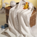 Prolana - Baby Blankets - Cotton Velour