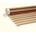 Slat Bed Base ~ Beech Wood ~ Roll Out Batons