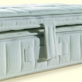 Latex Foam Mattress Topper - Dormiente Comfort
