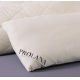 Organic Merino LambsWool Pillows - Quilted Jersey Covers