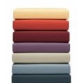Noble-Linon Sheets - Woven Fitted Sheets - 14 Vibrant Colours - Organic Cotton