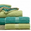 TOWEL BALES - 1 BATH SHEET, WITH 1 BATH, 1 HAND AND 1 GUEST TOWEL - LUXURY TERRY TOWELLING - Organic Cotton