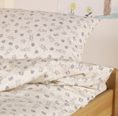 Natural Home Products Organic Cotton Cot Blankets Cot