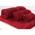 TOWEL BALES - 4 BATH TOWELS 70 x 140 - LUXURY TERRY TOWELLING - Organic Cotton