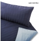 Cotton Duvet Covers - Linea from Cotonea - Satin Organic Cotton