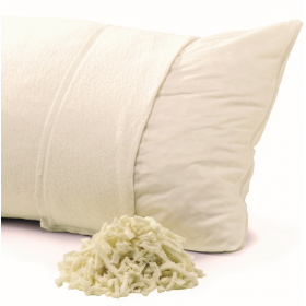 Flexopillo - Natural Latex Flakes Pillow - From Dormiente