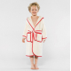 Toddler and Child Bathrobes in Organic Cotton Terry Towelling - From Cotonea